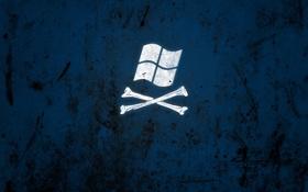 Картинка текстура, логотип, кости