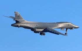 Картинка оружие, самолёт, B-1B