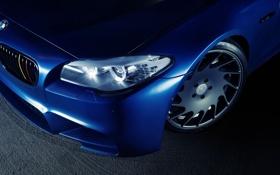 Обои VLE-1, BMW, Wheels, 535i, Vossen, Limited, Edition