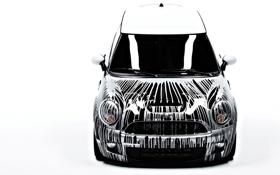 Обои мини, авто фото, тачки, авто обои, белый фон, cars, auto wallpapers