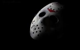 Картинка маска, Джейсон, Пятница 13, Jason