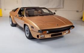 Картинка Lamborghini, мощь, классика, бронза, Silhouette \'1976–78