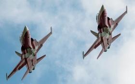 Обои небо, оружие, самолёты, F5-E Tiger II