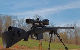 Обои Savage, снайперская, винтовка, 111LRH, оружие