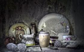 Картинка фон, посуда, макро