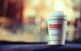 Обои кофе, стаканчик, стакан