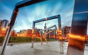 Картинка парк, Чикаго, Chicago, Mary Bartelme Park