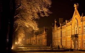 Обои город, дом, замок, обои, wallpaper, Нидерланды, дворец