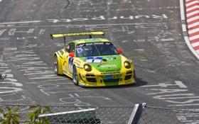 Обои Авто, 911, Porsche, Спорт, Гонка, Асфальт, Передок