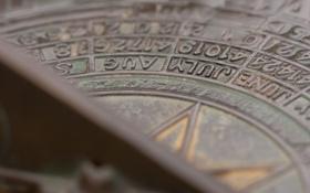 Обои буквы, надписи, камень