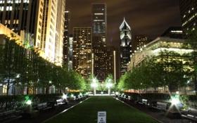 Картинка USA, чикаго, Chicago, illinois