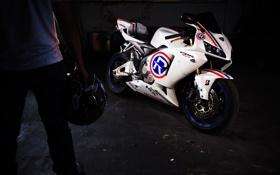 Обои мотоцикл, байк, Honda, хонда, cbr 1000 rr