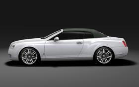 Картинка Bentley, кабриолет, Continental GTC
