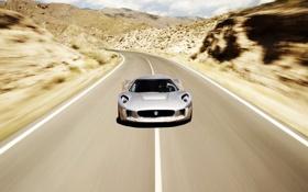Обои скорость, auto, Jaguar C-X75 Concept