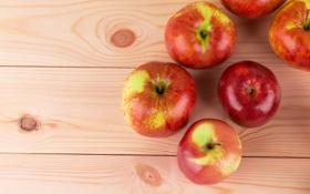 Картинка фрукт, fruit, красные яблоки, red apples