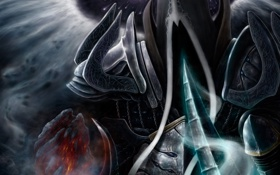Картинка Reaper of Souls, Diablo 3, Malthael, Angel of Death