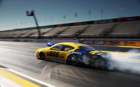 Обои скорость, гонки, болид, драг, drag racing, Pro stock