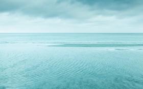 Картинка Океан, Вода, Песок, Пляж