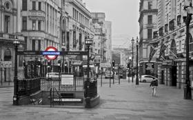 Картинка метро, undergraund, Jamie Frith, photographer, подземка, Лондон, вход