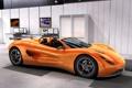 Картинка суперкар, оранжевый цвет, Ronn Scorpion