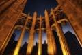 Картинка ночь, город, освещение, Чикаго, США, архитектура, Chicago