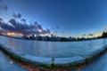 Картинка город, Morning, Vancouver