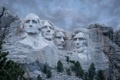 Картинка лицо, скала, США, президенты, Южная Дакота, гора Рашмор