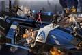 Картинка рендеринг, бой, Mass Effect, персонажи, жнецы, цербер