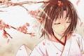 Картинка девушка, аниме, Kara no Kyoukai, сад грешнков, Shiki Ryougi