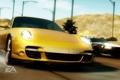 Картинка скорость, полиция, погоня, Porsche, Need for Speed Undercover