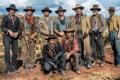 Картинка сериал, герои, дикий запад, Восстание Техаса, Texas Rising