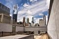 Картинка здания, высотки, Chicago, небо, небоскребы, сша, америка