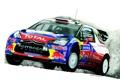 Картинка Ралли, Citroen, Sebastien Loeb, Rally, WRC, Daniel Elena, Авто