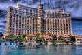 Картинка США, USA, бассейн, Белладжио, Las Vegas, Лас-Вегас, отель