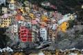 Картинка Италия, Риомаджоре, дома, скала