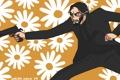 Картинка art, John Wick, Киану Ривз, Джон Уик, Keanu Reeves