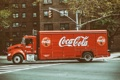 Картинка Manhattan, NYC, New York City, Coca cola, Coke Truck