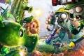 Картинка Plants vs. Zombies:Garden Wafare, Electronic Arts, Plants, Zombies, PopCap