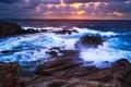 Картинка небо, камни, берег, побережье, Греция, антипарос, Эгейском море