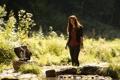 Картинка Роуз Лесли, Rose Leslie, 2015, в фильме, The Last Witch Hunter, Последний охотник на ведьм