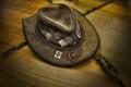 Картинка стрелы, нашивки, дикий Запад, шляпа лучника, West stetson