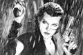 Картинка девушка, оружие, фильм, Resident Evil, Милла Йовович, Milla Jovovich, Alice