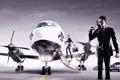 Картинка машины, самолет, оружие, парень, thq, баба, фиолетовое