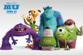 Картинка Monsters University, Pixars, Академия Монстров