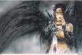 Картинка эльф, крылья, Luis Royo