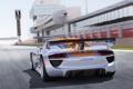 Картинка машина, Concept, Porsche, концепт, спойлер, 918, RSR