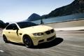 Картинка авто, жёлтый, скорость