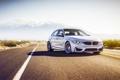 Картинка BMW, Color, California, Road, Silver, Wheels, HRE