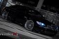 Картинка бмв, BMW, чёрная, black, 360 three sixty forged, Project