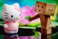 Картинка Kitty, amazon, китти, подарок, коробка, настроение